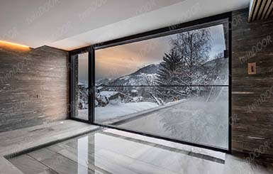 BLOSSOM HILL CHALET, COURCHEVEL